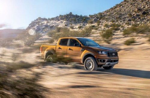 The 2019 Ford Ranger 4×4 Looks to Repeat the F-150's Success in Size Medium