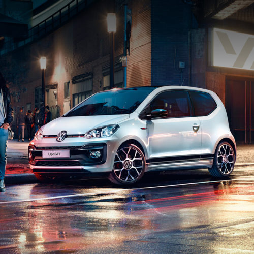 Volkswagen Up GTi review: Old school fun
