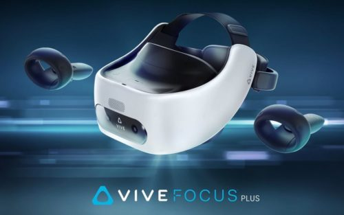 The Vive Focus Plus is coming to 25 markets worldwide to take on the Oculus Quest