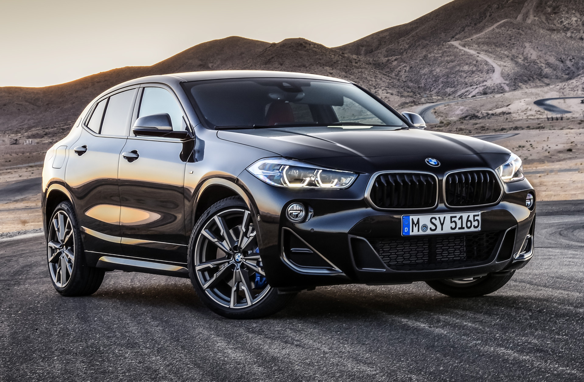 2019 Bmw X2 M35i First Drive Review High Riding Hot Hatch