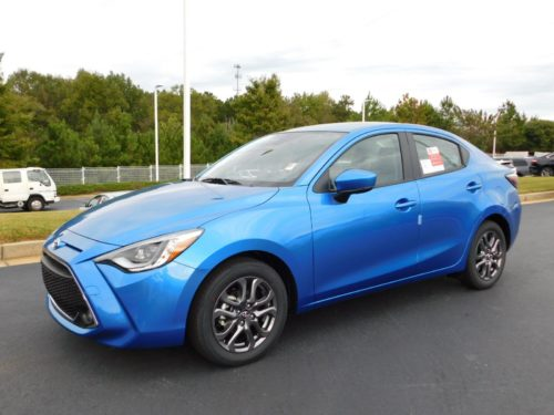 2019 Toyota Yaris Sedan XLE Review