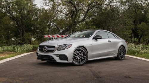 2019 Mercedes-AMG E53 Coupe review