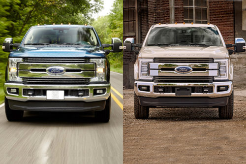 2019 Ford F-250 vs. 2019 Ford F-350: What's the Difference?
