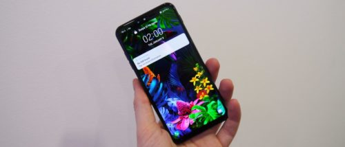 Hands-on: LG G8S ThinQ review
