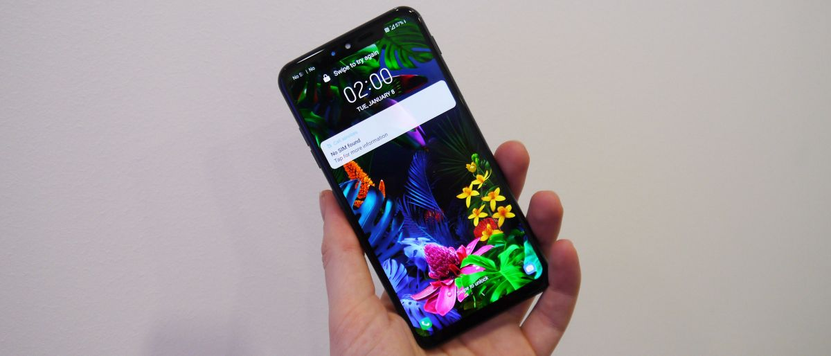 Hands-on: LG G8S ThinQ review | GearOpen
