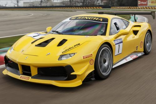 2019 Ferrari 488 Challenge Review : Track Test