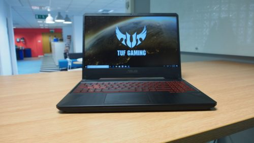 Asus TUF Gaming FX505DY review