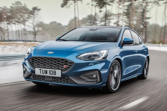 All-new 206kW Ford Focus ST hot hatch revealed
