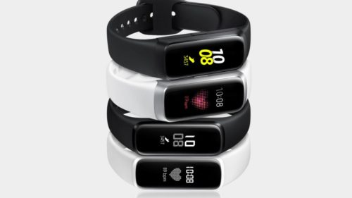 Samsung Galaxy Fit revealed: automatic activity tracking and sleep analysis