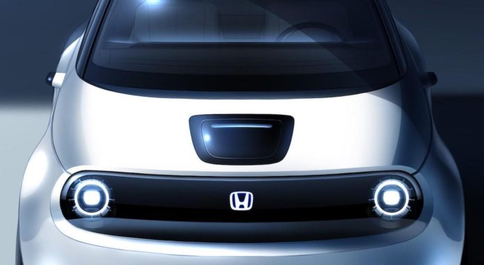 Honda's Geneva-bound EV concept has a dash we're obsessed with