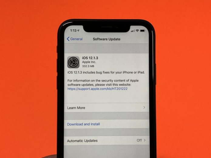 8 Things to Know About the iPhone 6s iOS 12.1.3 Update