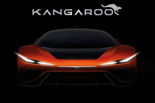 GFG STYLE Kangaroo concept revealed