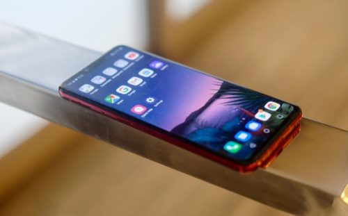 Hands on: LG G8 Review
