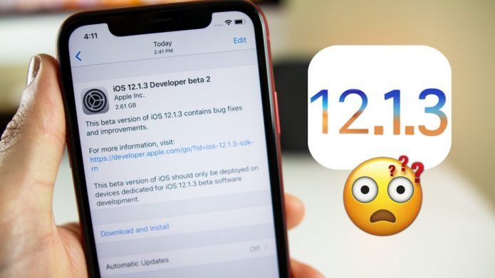 iOS 12.1.3 Problems: 5 Things You Need to Know