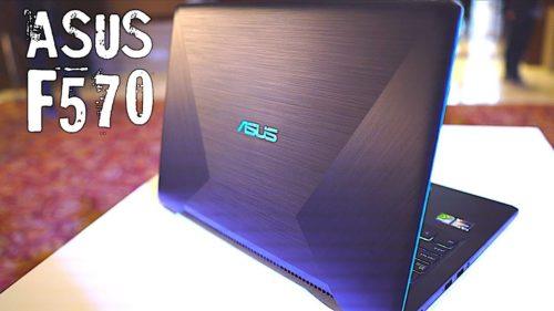 Asus F570 Review