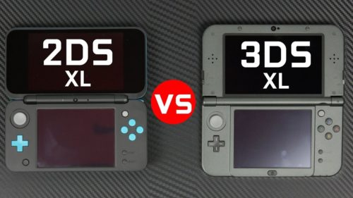 Nintendo 2DS XL vs. Nintendo 3DS XL: Which handheld reigns supreme?