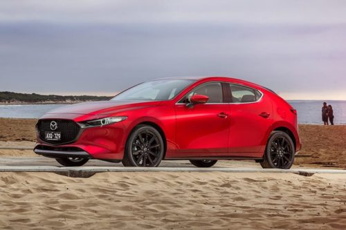 2019 Mazda3 G25 Astina Review : Quick Spin