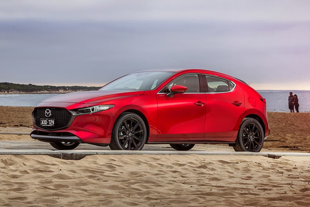 2019 Mazda3 G25 Astina Review Quick Spin Gearopen