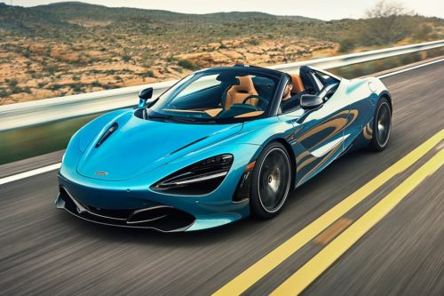2019 McLaren 720S Spider Review – International