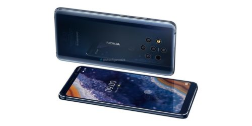 Hands on: Nokia 9 PureView review