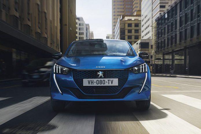 All-new 2019 Peugeot 208 leaked