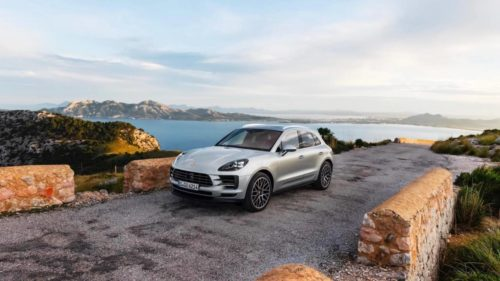 The new Porsche Macan will be an all-electric SUV