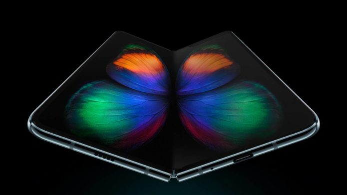 It's okay to be excited about the Samsung Galaxy Fold