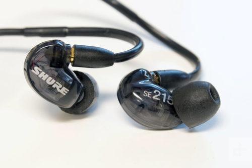 Shure SE215 Wireless in-ear headphones review