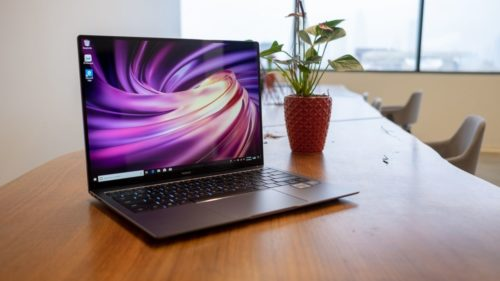 Hands on: Huawei MateBook X Pro (2019) review