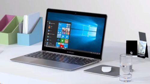 Teclast F7 Plus laptop review