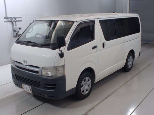 2020 Toyota HiAce revealed in leak, V6 petrol and HiLux diesel options likely