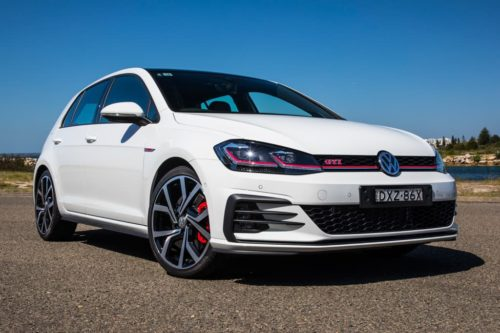 Volkswagen Golf GTI drive-away pricing announced