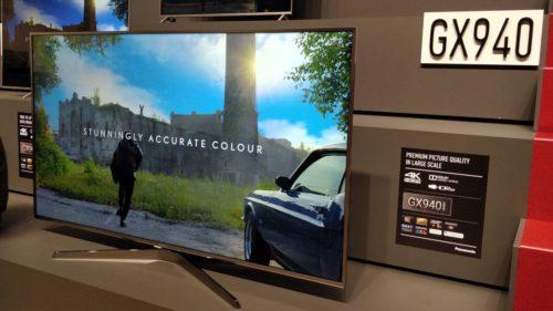 Hands on: Panasonic GX920 / GX940 4K HDR TV review