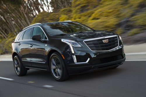 2019 Cadillac XT5 Sport continues luxury brand's crossover obsession