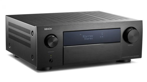 Denon AVR-X4500H review