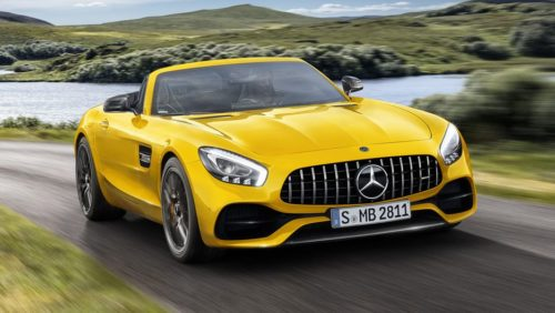 2019 Mercedes-Benz AMG GT Review