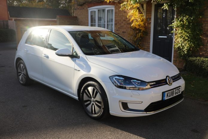 [Advertorial] The 5 best things about the Volkswagen e-Golf