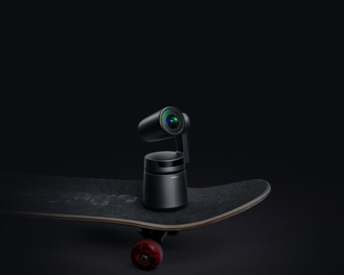 Obsbot Tail camera uses A.I. to follow the action (or a pet) for you