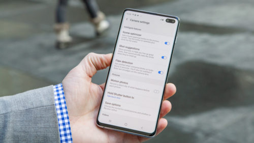 Galaxy S10: Ten Features to Enable and Disable