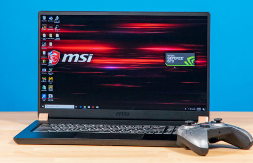 MSI GS75 Stealth Review