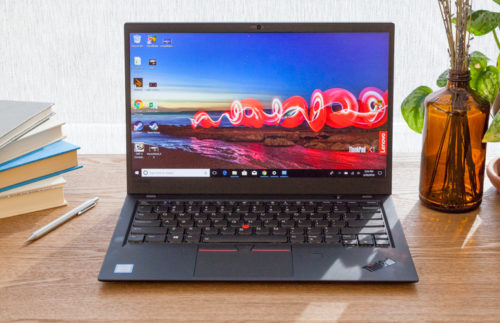 Lenovo ThinkPad X1 Extreme (Core i7-8850H, Nvidia GeForce GTX 1050 Ti Max-Q) Review: Thin, fast and all business