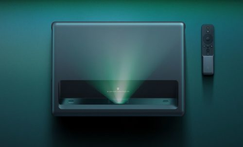 Xiaomi Mijia 4K Laser Projector Projection TV Review