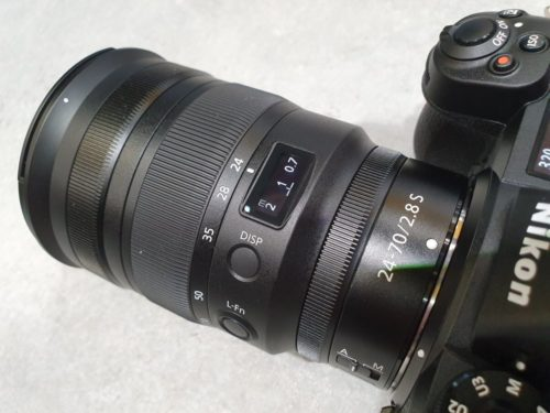 Nikon Z 24-70mm f/2.8 S Pro Lens Hands-On