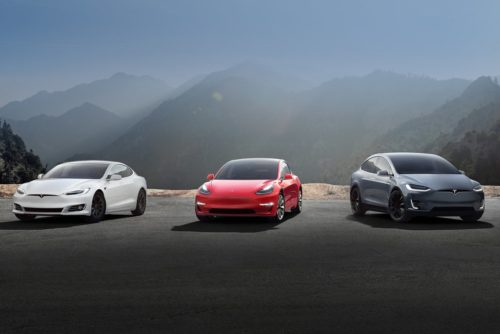 Tesla models compared: Model S, Model 3, Model X, Model Y, and more