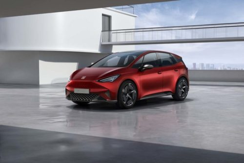 Seat El-Born concept brings Spanish flair to a compact electric vehicle package