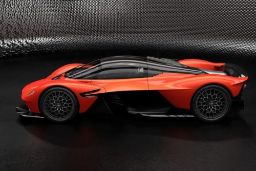 Aston Martin Valkyrie hybrid hypercar: V12 powertrain details revealed