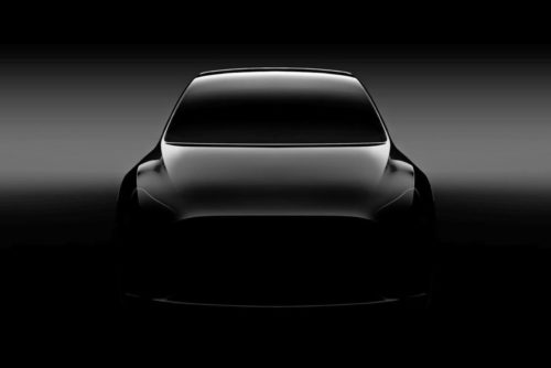 Tesla's Model Y is incoming on 14 March