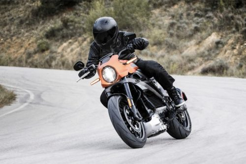 Harley-Davidson LiveWire electric motorbike is faster and has better range than expected