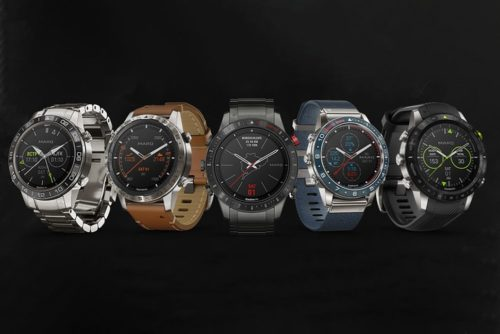 Garmin Marq series smartwatches celebrate company's 30th birthday in style