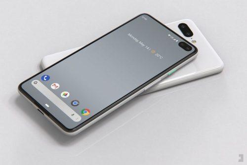 Google Pixel 4 XL concepts show a fabulous design